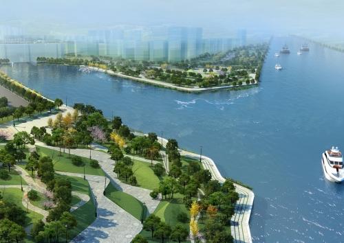 串场河景观改造