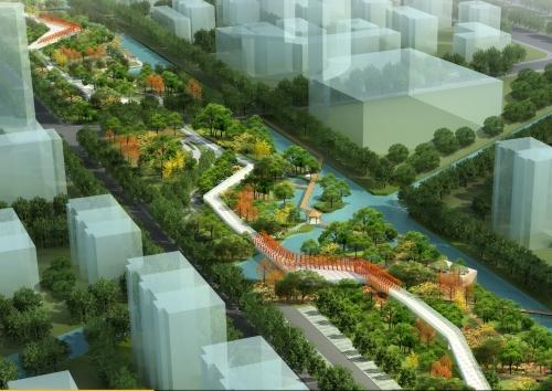 南京大纵湖中心市民公园