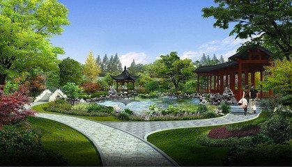 盐城景观园林设计